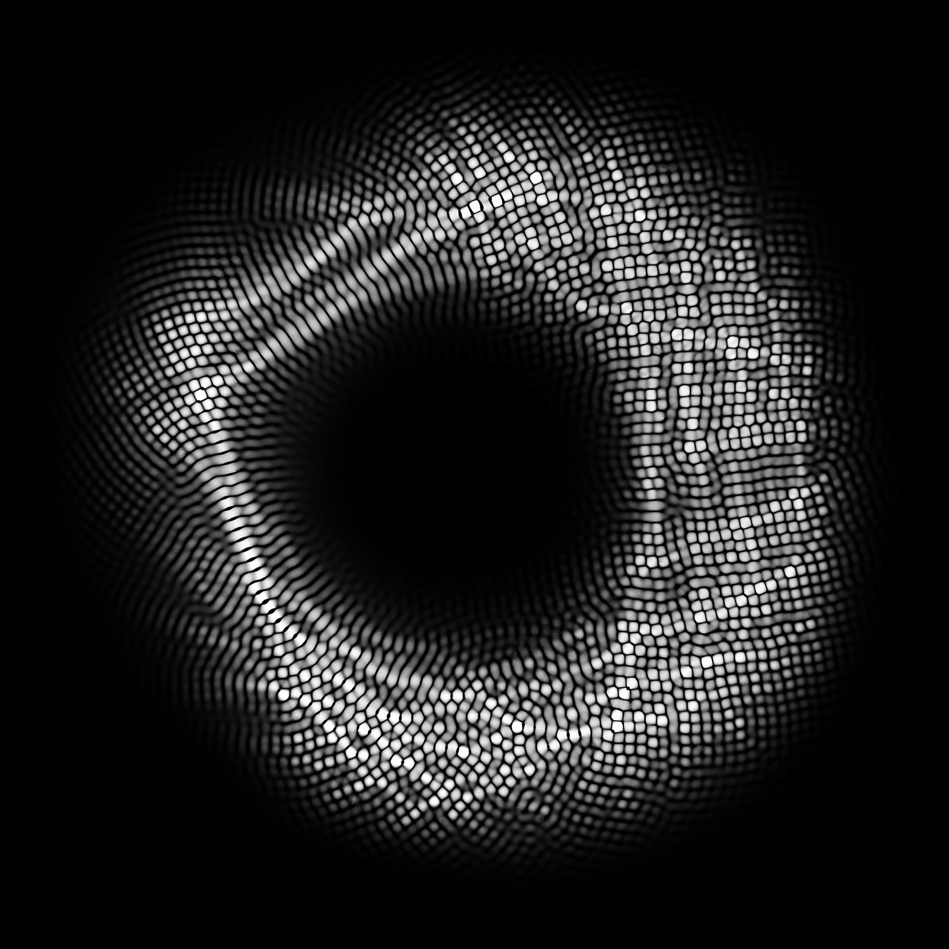 Photogramme sonore 407 hertz